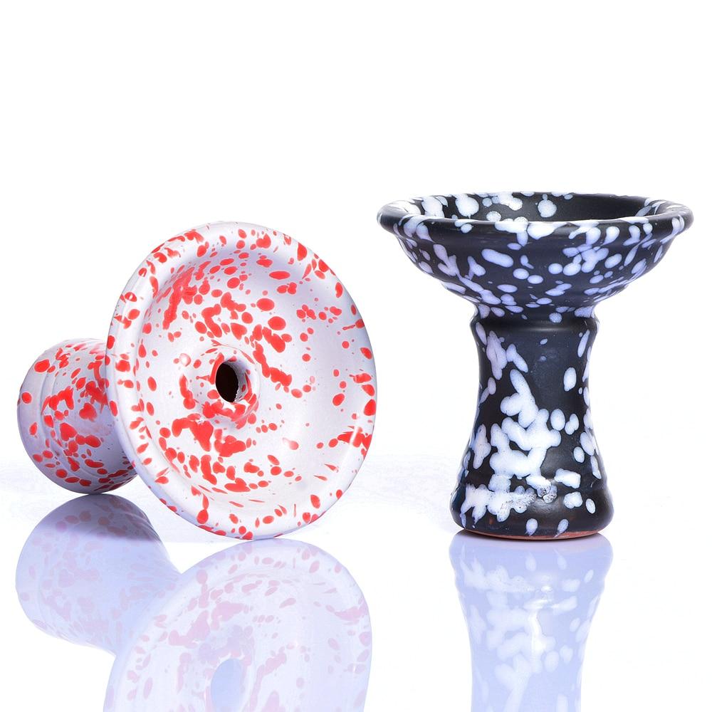 Nova keramična posoda za feferone Shisha vodovodne cevi Sheesha - Gospodinjski izdelki