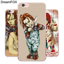 M186 Charles Lee Ray Chucky Soft TPU Silicone Case Cover For Apple iPhone 11 Pro X XR XS Max 8 7 6 6S Plus 5 5S SE 5C 4 4S
