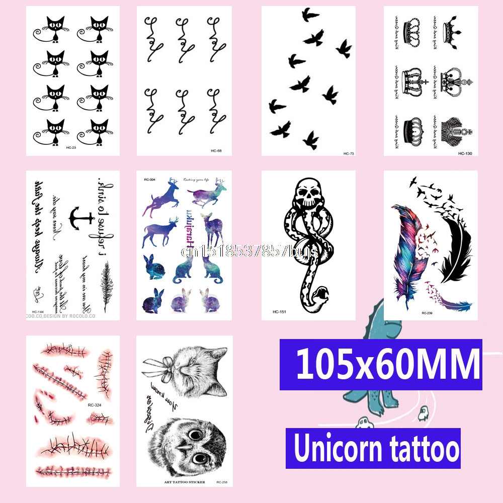 US $0 2 50% OFF|MB English Words Black Tatoo Chinese Letters Fake Tattoo  Arms Taty Tatouage Body Art Waterproof Temporary Tattoo Stickers-in  Temporary