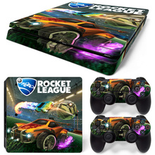 Rocket League PS4 Slim Skin Sticker Vinyl Cover