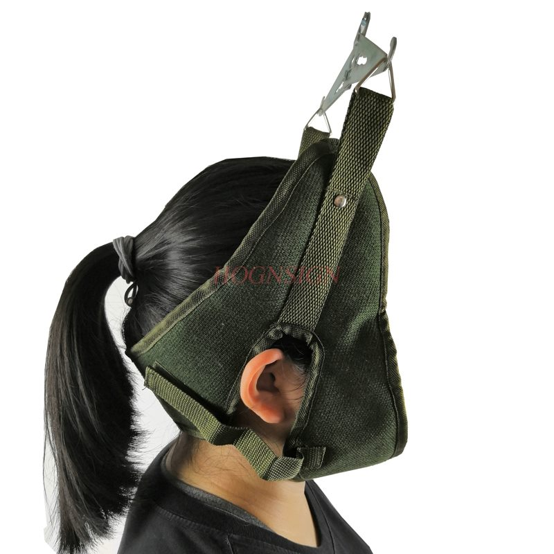 neck stretching devices traction frame is thickened with the neck hanging cloth cover for the traction belt of cervical vertebra(China)