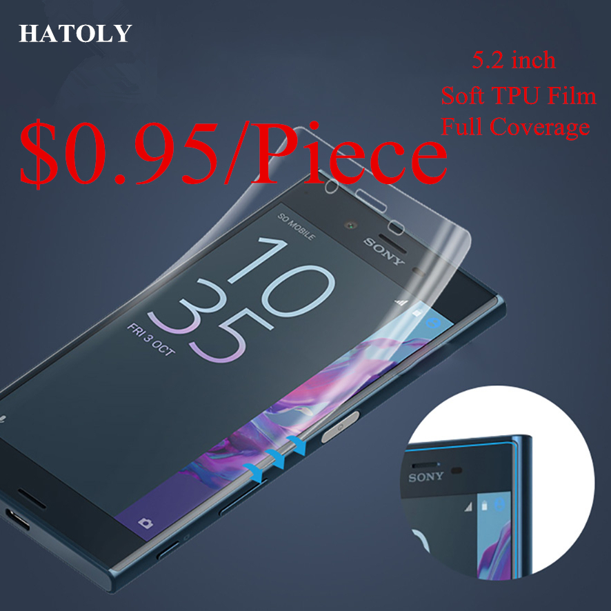 For Sony Xperia XZ Glass Thin Protective Film HD Screen Protector for Sony Xperia XZ Tempered Glass for Sony Xperia XZ Glass