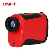 Cheapest prices Laser Rangefinders UNI-T LR600-LR1500 Ranging telescope laser range finder monocular telescope hunting outdoor speed tested lase