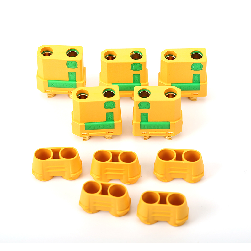 Original Amass XT90HS XT90H XT90S XT90-S Male Female Bullet Connectors Plugs For RC Lipo Battery