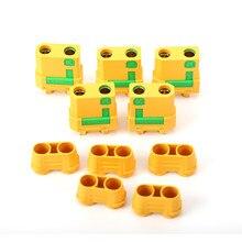 Original Amass XT90HS XT90H XT90S XT90-S Male Female Bullet Connectors Plugs For RC Lipo Battery