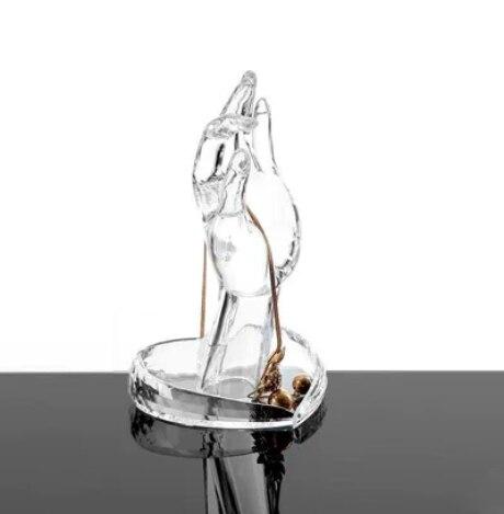 Кольцо для маникюра ручной работы прозрачный ручной кристалл новая модель руки новый Манекен руки протез - 2