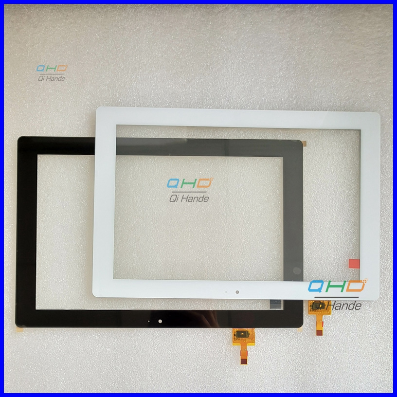 10.1'' inch New for Capacitive Touch Screen 101170-01A-1-V1 CTP101170-05 161805A External screen touch panel Digitizer Glass 10 1 inch hk10dr2438 hk10dr2438 v01 external capacitive touch screen capacitance panel handwritten