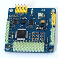 CRIUS  MWC SE v2.6 Supported 2-axis MultiWii Standard Edition Flight Controller
