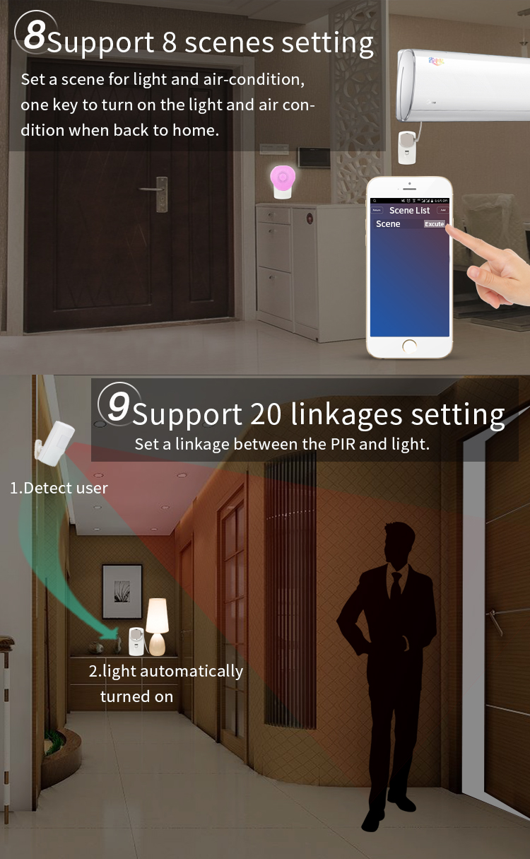 HTB1KGrKKh1YBuNjy1zcq6zNcXXa2 - Free shipping from Russian Spain 3g gsm wifi alarm Android IOS mobile phone control smart home burglar alarm system