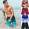 New 2015 Sexy Men Swimwear Brand Men Swimsuits Surf Board Beach Wear Man Swimming Trunks Boxer