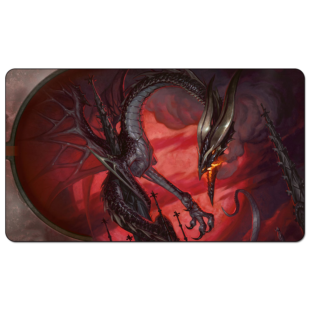 All is Dust Board Game MTG Playmat Table Mat Games Size 60X35 cm Mousepad Play Mat for Yugioh Pokemon Magic The Gathering