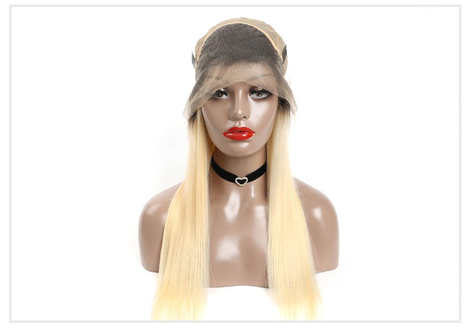 1B613 Lace Front Wig3