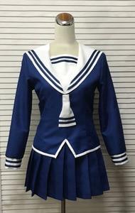 Аниме корзина с фруктами Косплей Костюм Tohru Honda Топы + юбка японская школьная форма Женская на Хэллоуин на заказ
