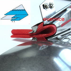 Image 2 - 2 комплекта двойного сложения B типа Binder 4 способа для Janome Coverpro Babylock Coverstitch