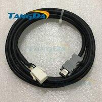 MFECA0030EAM 2/3/5/8/10 Encoder feedback kabel voor pana-sonic 750 w servo motor MHMD082G1U MCDHT3520E A5 Draad voor Panasonic Een.