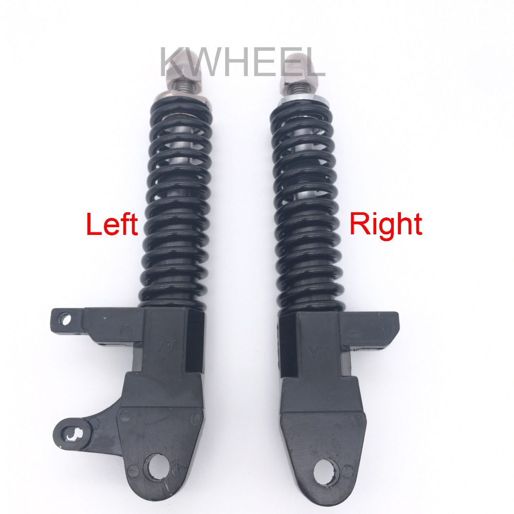 M12 Hydraulic Front Spring shock absorber for 10 Inch Electric Scooter