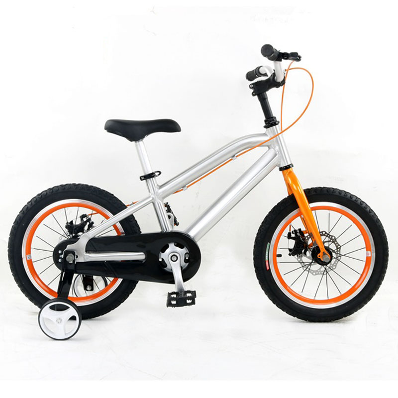 18 Girl Bike With Training Wheels