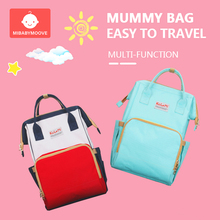 лучшая цена Fashion Mummy Maternity Nappy Bag Large Capacity Baby Nursing Bags Backpack Handbag Waterproof Travel Diaper Bag for Baby Care