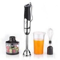 220V Electric Handhold Food Mixer Juice Blender Soymilk Maker Meat Grinder