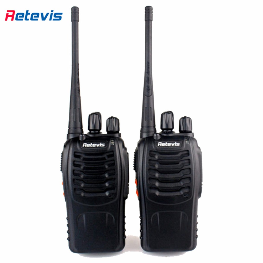 2pcs Walkie Talkie Retevis H777 16CH Ham Radio Hf Transceiver Frequency Portable Radio Communicator Walkie talkie