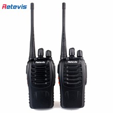 2pcs Walkie Talkie Retevis H777 16CH Ham Radio Hf Transceiver Two Way Radio Amador Walkie-talkie Portable A9105A