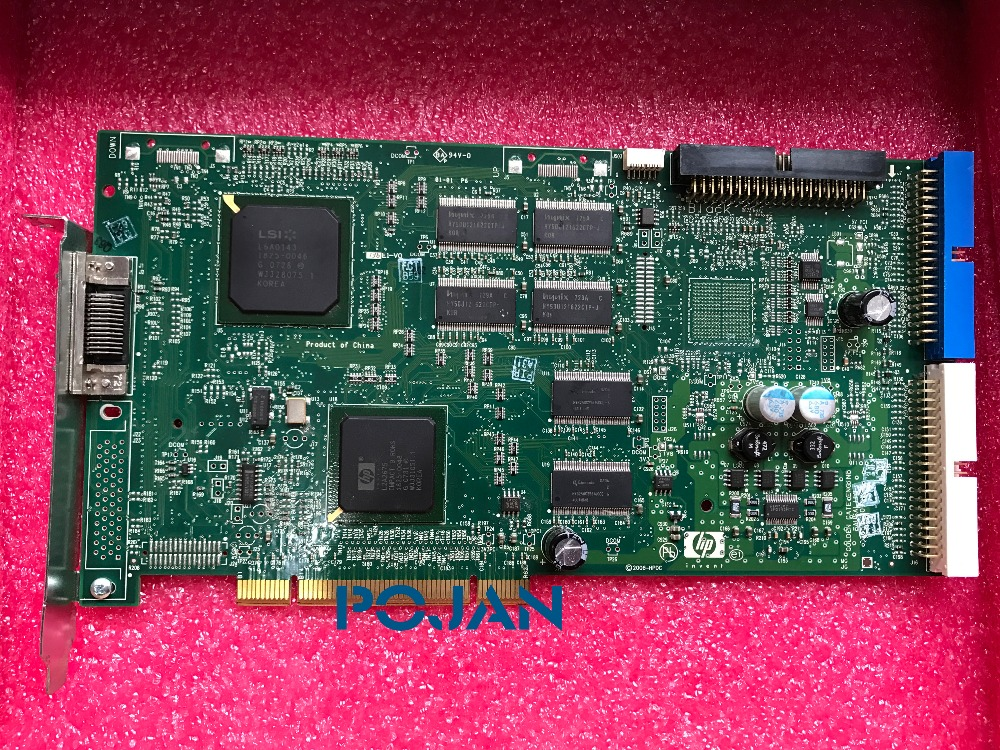 Q6651-60305 Sausalito PCI PC board for DesignJet Z6100 Z6100PS 42 inch cards Plotter parts free shipping