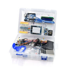 Upgraded Advanced Version Starter Kit learn Suite Kit LCD 1602 for UNO R3 With Tutorial