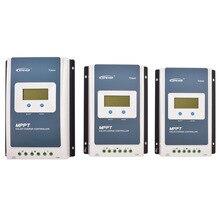 EPever 40A/30A/20A/10A MPPT Контроллер заряда для свинцово-кислотных литий-ионных батарей 12 в 24 В