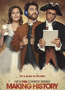 《重造历史》2017年美国喜剧,科幻电视剧在线观看