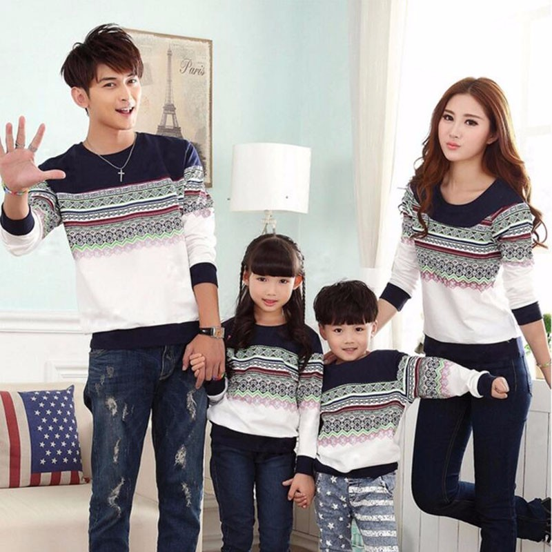 Family-Look-2016-Autumn-Family-Clothing-Long-Sleeve-Cotton-Mother-Daughter-Father-Baby-Girl-Boy-Clothes (2)