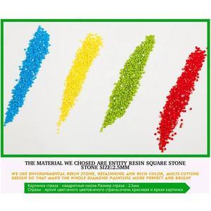 Image 2 - חם האמריקאי סגנון 5D Diy יהלומי רקמה כמה תחת עץ יהלומי ציור צלב תפר ריינסטון דקור מתנה