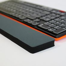 Клавиатура запястья для рук удобная подставка ноутбука ПК клавиатура