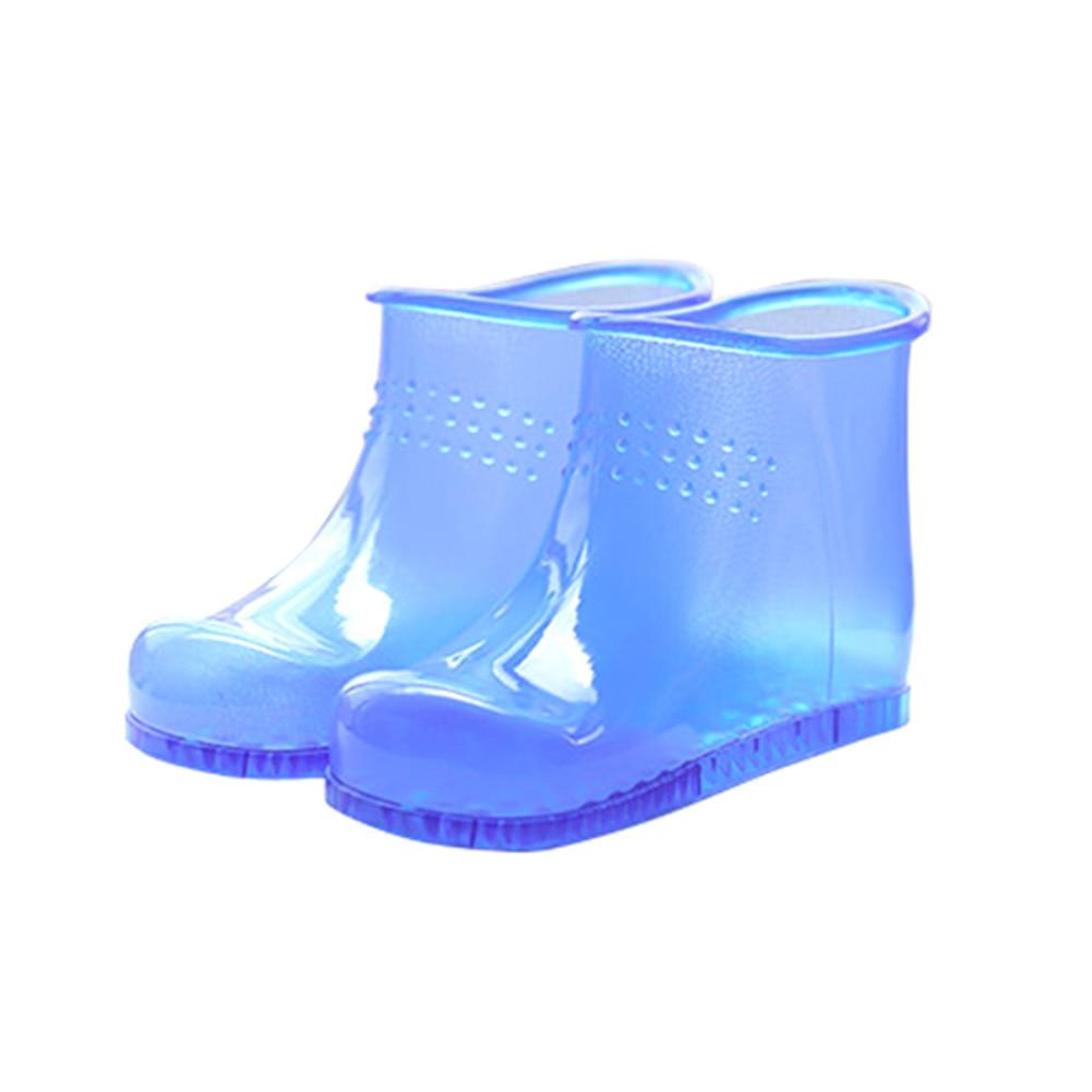 Basin Foot Massage Reflexology Spa Household Acupressure Portable Bath Shoes Bucket Boots