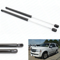 2pcs Auto Front Hood Gas Charged Struts Lift Support For 2007 2014 Lincoln Navigator 1997 2004
