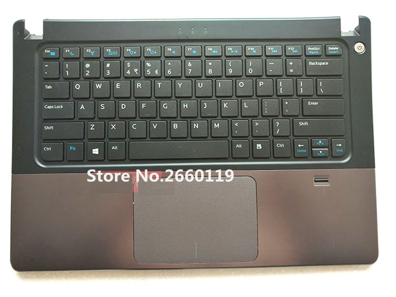 ФОТО  For DELL Laptop 5439 Vostro V5460 V5470 V5480 5460 With C Shell Series Keyboard