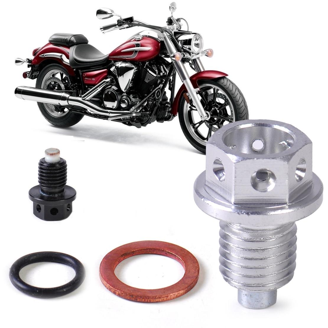 m12 magnetic engine oil pan pan drain filter adsorb. Black Bedroom Furniture Sets. Home Design Ideas
