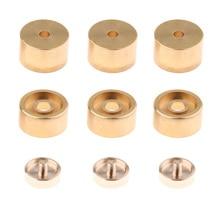Tooyful труба ремонтные части пальчиковые кнопки для латунных инструментов аксессуары