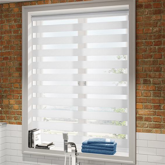 Window Zebra Roller Blinds Shades Light Filter Z1 Pattern