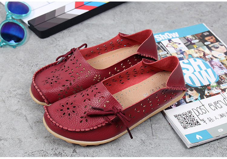 AH 911-2 (5) Women's Summer Loafers Shoes
