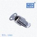 NRH5206A primavera lock cerradura de Bloqueo caja de La caja de acero Inoxidable hebilla