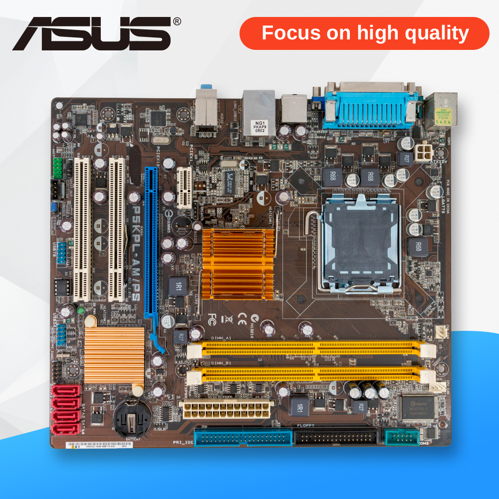 Asus P5KPL-AM/PS Desktop Motherboard G31 P5KPL-AM/PS LGA 775 4G DDR2 USB2.0 M ATX anne klein часы anne klein 1019wtwt коллекция diamond