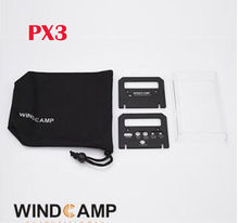 NEW 4 parts Protective Shield kit + Cover case bag for ELECRAFT PX3