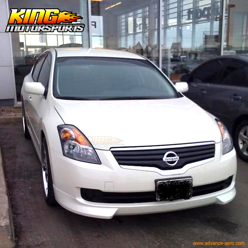 Aliexpress Nismo Spoiler For 07 09 Fit Nissan Altima Front Per Lip Urethane From Reliable Suppliers On King
