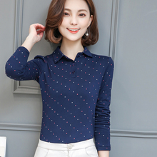 Tee Shirt Femme Women Long Sleeve Square Collar Tshirt 2017 Autumn Korean  Fashion Womens Tops Button Patchwork Clothes T Shirt недорого