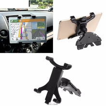 Universal Car CD Slot Mount Holder Stand For ipad 7 to 11inch Tablet PC Samsung Galaxy Tab