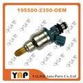Used FUEL INJECTOR (4) FOR FITSUZUKI VITARA Baleno Sidekick 1.3L 1.6L 1.8L 2.0L L4 195500-2350 1994-1998