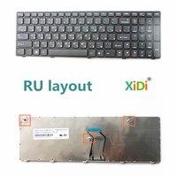 NEW Russian Keyboard For Lenovo Ideapad Z560 Z560A Z565 Z565A Z565A G570 G575 RU Laptop Keyboard