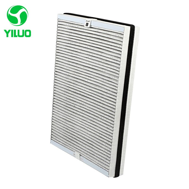 295*240*35mm Composite 4127 Air Purifier HEPA Filter Screen High Quality Air Purifier Accessories for AC4026 AC4025 Air Cleaner free shipping air purifier parts hepadust collection filter ac4104 ac4103 for philips ac4025 ac4026 air purifier
