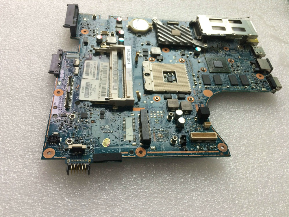 Tested For HP Probook 4720s 4520s Motherboard 628795-001 598668-001 633551-001 598670-001 HD5470 512MB