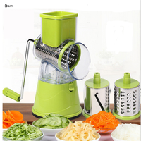 BXLYY Hot Manual Vegetable Slicer Potato Cheese Multifunctional Grater Kitchen Gadget Kitchen Accessories Vegetable Cutter.85z